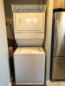 Stackable WASHER & DRYER Combo-SOLD!!!