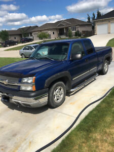 2003 Silverado 1500 LS - Safetied