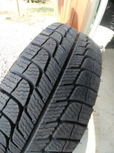 Michelin X-ice Xi3 175/65R14 4 Winter Tires Great Condition $250