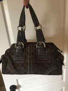 Authentic coach purse and wallet Kitchener / Waterloo Kitchener Area image 1