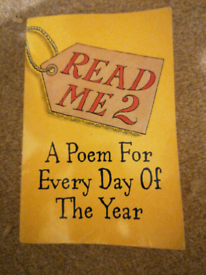 Read me 2- a poem for every day of the year book