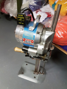Commercial Sewing Equipment- Knife, Spreader, Table