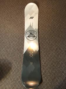 K2 Coors Light Snowboard & Bindings