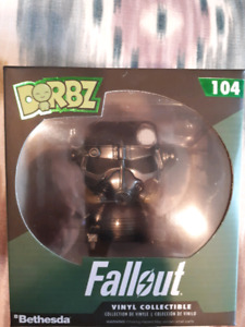 Fallout Dorbz - power armor