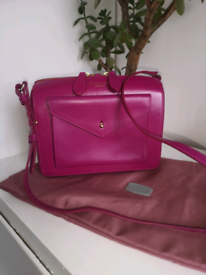 Brand new pink Radley handbag