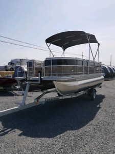 2018 South Bay 220 with 60 hp