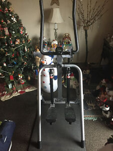 Folding Fitness Stepper