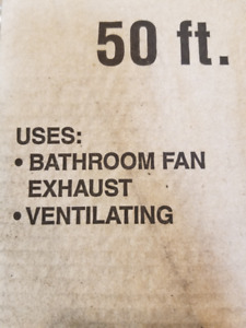 Skid Lot Flexible Vinyl Venting