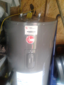 Brand new ,never used water heater tank
