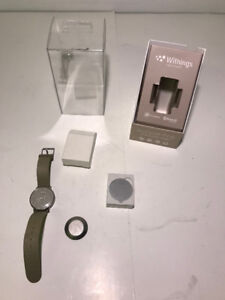 WITHINGS ACTIVITE POP ACTIVITY TRACKER TO FIX OR FOR PARTS - FJN