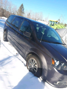 2014 Dodge Caravan for sale - Dark Grey