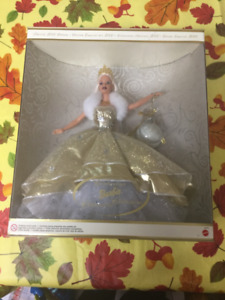 Holiday Barbie 2000 Celebration Barbie new in box