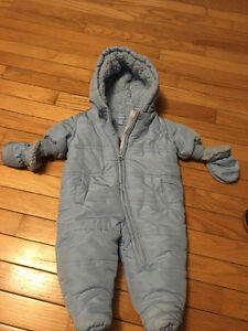 Brand New Baby GAP Snowsuit - Never worn