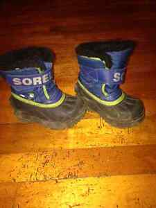 Boys boots,size 8 toddler runners,dress shoes London Ontario image 1