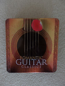 Romantic Guitar Classics_4 Disc Set