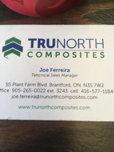 TRU NORTH COMPOSITE DECKING- THE LUMBER GUYS