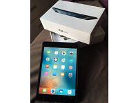 Apple iPad mini wifi and 3G cellular boxed slate grey
