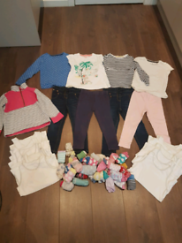 Girls clothes, 3-4 years