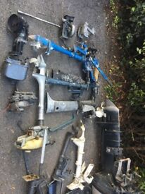 Job lot of various Outboard Engine parts