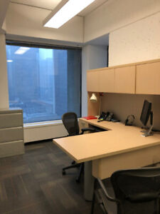 Modern Private Office in Downtown Core