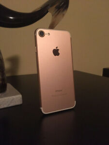 Factory Unlocked Apple iPhone 7  32GB *Rose Gold* -WIND/FREEDOM