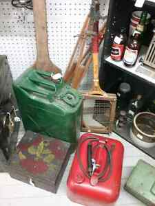 Tractor seats, tins, bottles, & 600 booths of antiques and more  Stratford Kitchener Area image 4