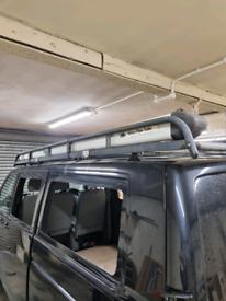 rhino roof rack and pipe tube