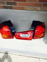 Mitsubishi RVR 2014 rear right lights.