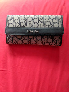 Brand new never used Calvin Klein wallet