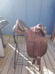 Stock Saddle for sale