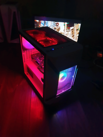 Gaming pc i5 6th gen, 8gb ddr4, NEW gtx 1650, 240ssd, 1Tb hdd, wifi