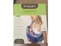 Simply good snugly sling
