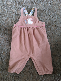 3-6m dungarees