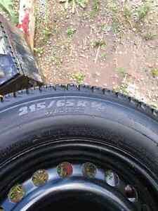 215 / 65 R 16 Winter Tires