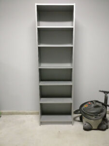Ikea Billy Bookcase -Silver/Grey -Medium- $35 obo - 2 available