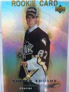 LOOK > 2005-06 Sidney Crosby ( 10 Rookie Cards ) Only $100 Each