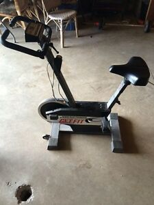 Electronic indoor bike