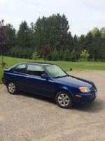 2006 Hyundai Accent GS Hatchback