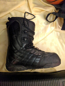 $60 for Minus Two Snowboarding Boots Size 10