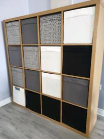 Kalex Light Oak Cube with 16 Boxes