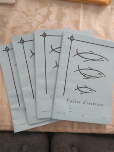 """Hilroy Catechese """"cahier d'exercices"""" Exercise Book, 32 Pages"""