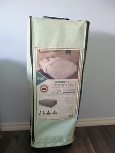 Deluxe Instant Bed Frame
