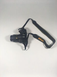 Nikon D3200 KIT with bag, extra battery, memory card + more