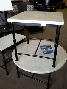 *** USED *** ASHLEY BEAUBAN COFFEE/END TABLES   S/N:51171100   #STORE578