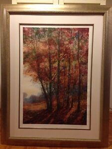 XL painting print high quality numbered and signed West Island Greater Montréal image 1