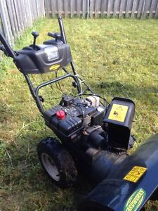 SNOWBLOWER FOR SALE  REDUCED REDUCED NEEDS GONE
