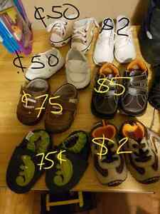 Baby and Toddler shoes London Ontario image 1