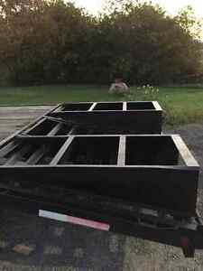 Immaculate flatbed trailer Cornwall Ontario image 2