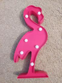 Flamingo light