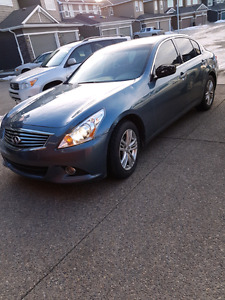 2010 Infiniti G37x for sale = $16,500